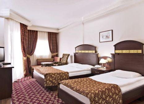 Hotelzimmer mit Volleyball im Botanik Hotel & Resort