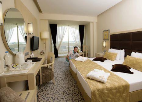 Hotelzimmer mit Volleyball im Kamelya Fulya Hotel