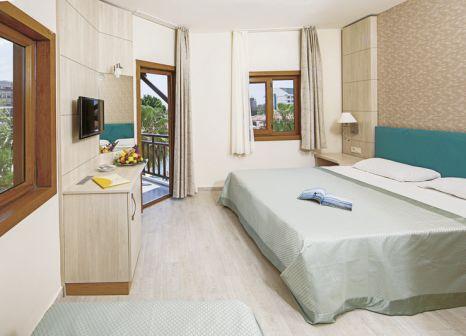 Hotelzimmer mit Minigolf im Serra Garden