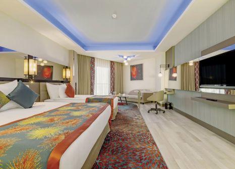 Hotelzimmer mit Fitness im Royal Seginus