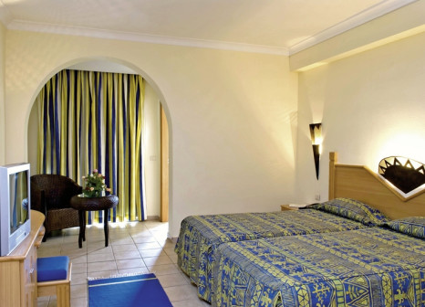 Hotelzimmer mit Mountainbike im Djerba Resort