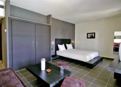 Hotelzimmer mit Volleyball im Royal Decameron Tafoukt Beach