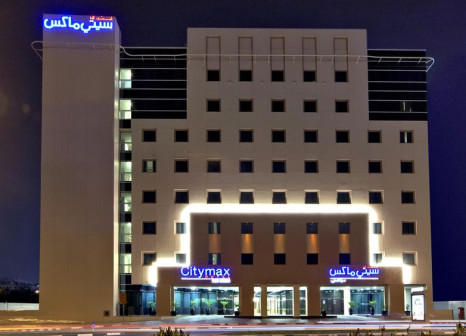 Citymax Hotel Bur Dubai günstig bei weg.de buchen - Bild von ITS