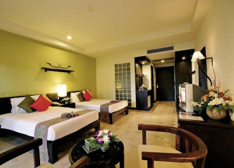 Hotelzimmer mit Tischtennis im Krabi La Playa Resort