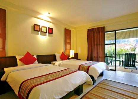 Hotelzimmer mit Golf im Baan Khao Lak Beach Resort
