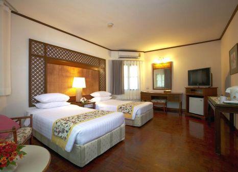 Hotelzimmer mit Mountainbike im The Regent Chalet Regent Beach Cha-Am