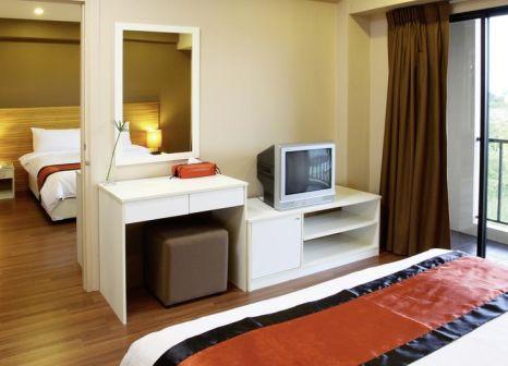Hotelzimmer mit Tischtennis im The Cottage Suvarnabhumi