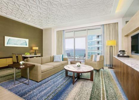 Hotelzimmer mit Wassersport im DoubleTree by Hilton Hotel Dubai - Jumeirah Beach
