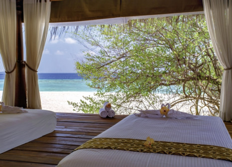 Hotel Malahini Kuda Bandos Resort in Nord Male Atoll - Bild von ITS