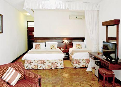 Hotelzimmer mit Volleyball im Travellers Club