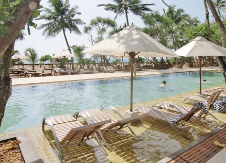 Hotel Pandanus Beach Resort & Spa in Sri Lanka - Bild von ITS