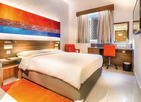 Hotelzimmer mit Tennis im Citymax Hotel Al Barsha At The Mall