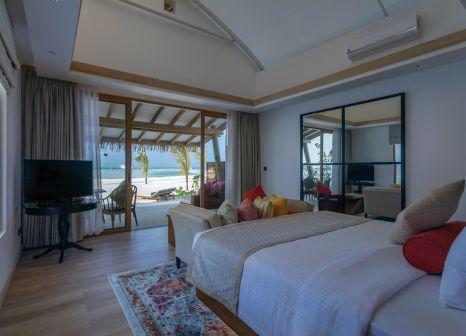 Hotelzimmer mit Fitness im Cinnamon Hakuraa Huraa Maldives