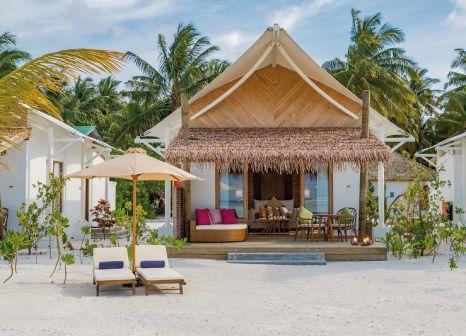 Hotel Cinnamon Hakuraa Huraa Maldives in Meemu Atoll - Bild von ITS