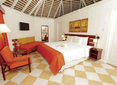 Hotelzimmer mit Volleyball im Royal Decameron Club Caribbean