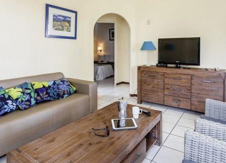 Hotelzimmer mit Mountainbike im Livingstone Jan Thiel Beach Resort