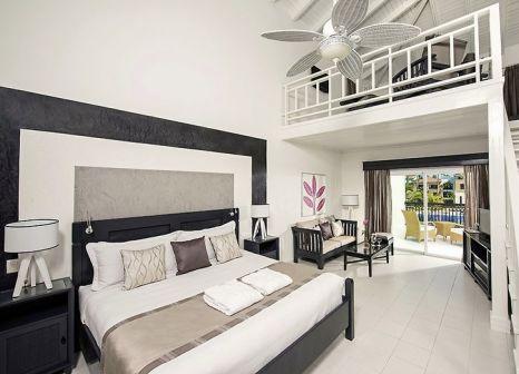 Hotelzimmer mit Mountainbike im Ocean Blue & Sand