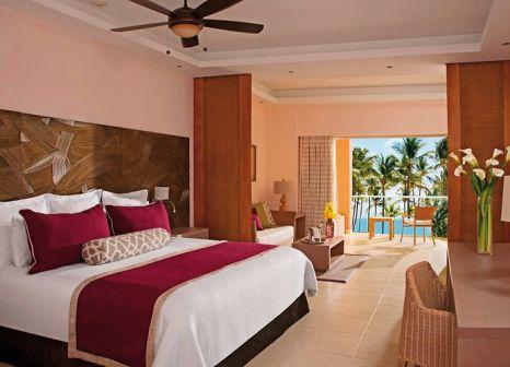 Hotelzimmer mit Volleyball im Dreams Royal Beach Punta Cana