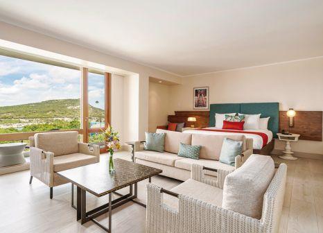 Hotelzimmer mit Yoga im Dreams Curaçao Resort, Spa & Casino