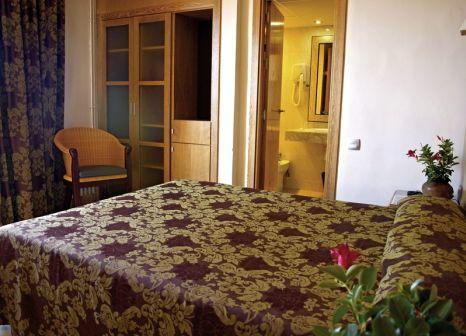 Hotelzimmer mit Tischtennis im Alba Seleqtta