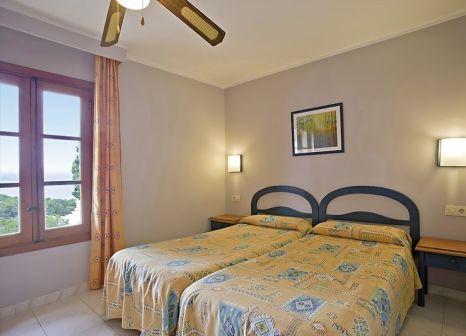 Hotelzimmer mit Mountainbike im Club Santa Ponsa