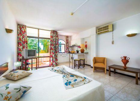 Hotelzimmer mit Mountainbike im Monica Isabel Beach Club