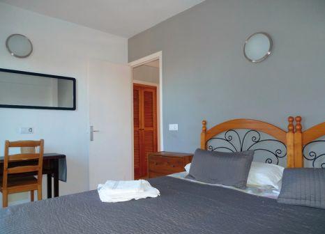 Hotelzimmer mit Segeln im Formentera