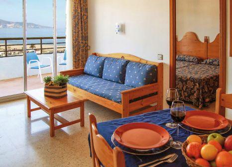 Hotelzimmer mit Minigolf im Aparthotel Xon's Platja