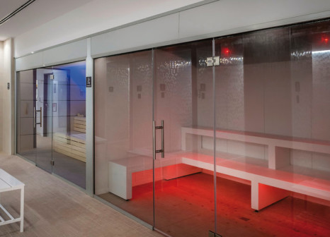 Hotelzimmer mit Aerobic im Hotel Rosamar & Spa