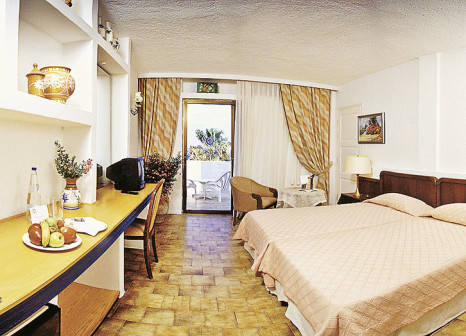 Hotelzimmer mit Volleyball im Istron Bay Hotel