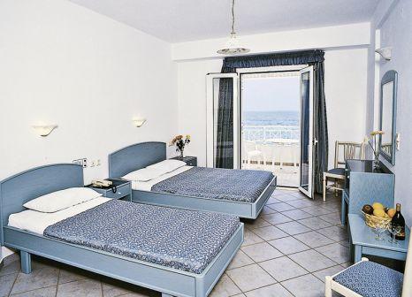 Hotelzimmer mit Tischtennis im Ariadne Beach Hotel
