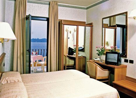 Hotelzimmer mit Golf im Hotel Du Lac