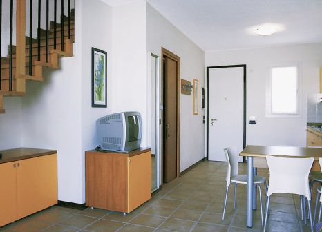 Hotelzimmer mit Minigolf im Feriendorf Villaggio Ai Pioppi