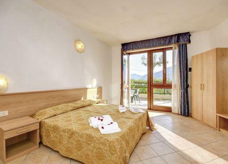 Hotelzimmer mit Tischtennis im Residence Oasi