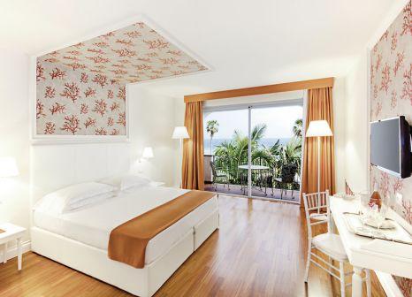 Hotelzimmer mit Golf im Hotel Caparena Taormina