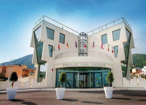 Hotel Cefalu Sea Palace in Sizilien - Bild von ITS
