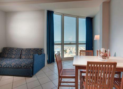 Hotelzimmer mit Mountainbike im Hotel Valverde & Residenza