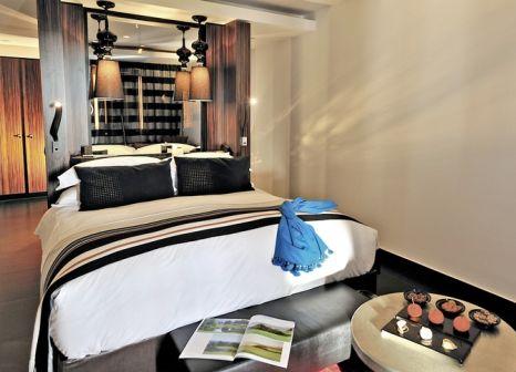 Hotelzimmer mit Mountainbike im Sofitel Agadir Thalassa Sea & Spa