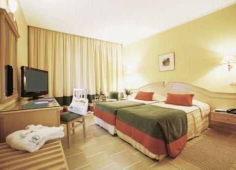 Hotelzimmer mit Volleyball im Jaz Tour Khalef