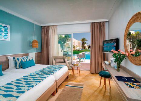 Hotelzimmer mit Mountainbike im Ulysse Djerba Thalasso & Spa