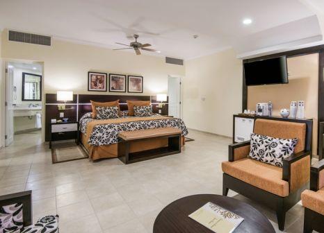 Hotelzimmer mit Mountainbike im Hotel Playa Pesquero