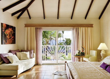 Hotelzimmer mit Volleyball im Excellence Punta Cana