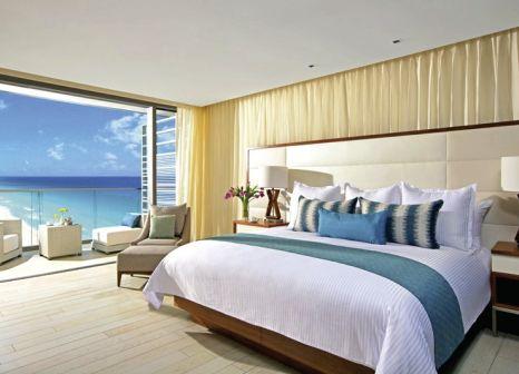 Hotelzimmer mit Volleyball im Secrets The Vine Cancun