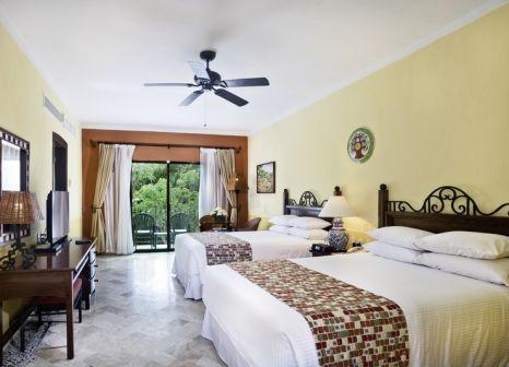 Hotelzimmer mit Volleyball im Occidental Cozumel