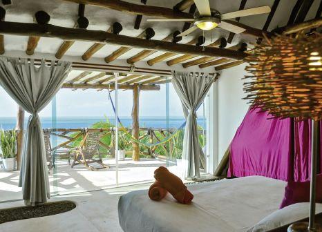 Hotelzimmer mit Mountainbike im Villas Flamingos