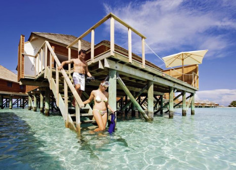 Hotel Vakarufalhi Island Resort in Süd Ari Atoll - Bild von JAHN Reisen