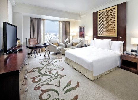 Hotelzimmer mit Fitness im Conrad Dubai