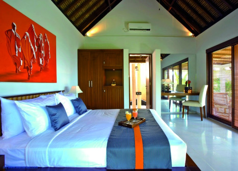 Hotelzimmer mit Mountainbike im Siddhartha Ocean Front Resort & Spa