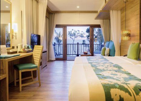 Hotelzimmer mit Mountainbike im Ao Prao Resort