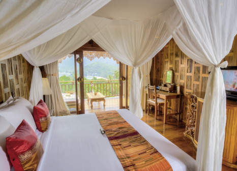 Hotelzimmer mit Fitness im Santhiya Koh Phangan Resort & Spa